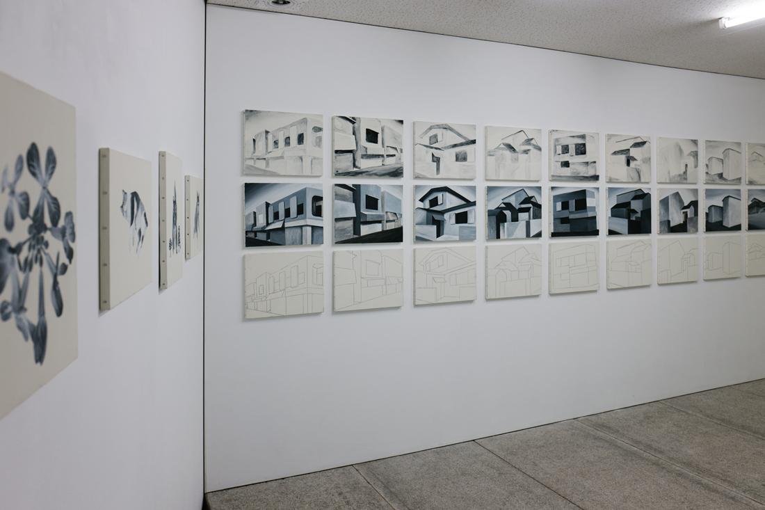 佐藤直樹個展『秘境の東京、そこで生えている』