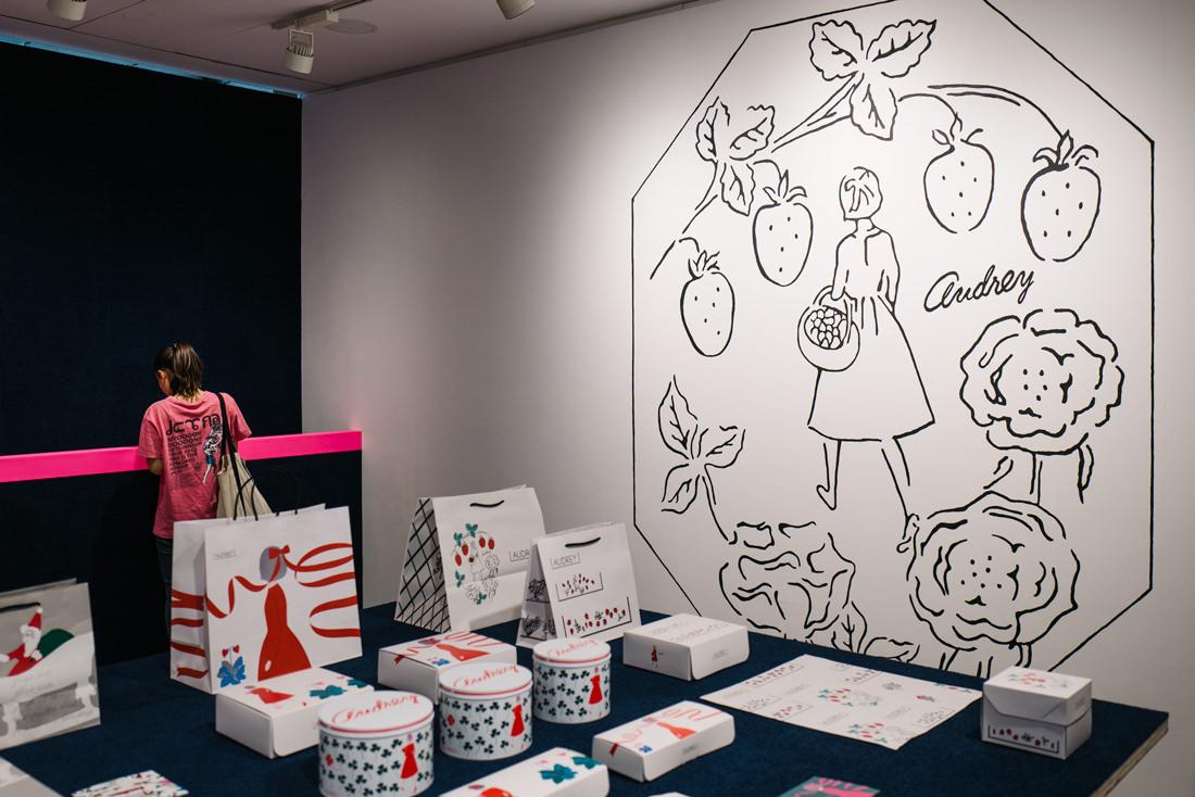 第19回 亀倉雄策賞受賞記念 渡邉良重展「絵をつくること」
